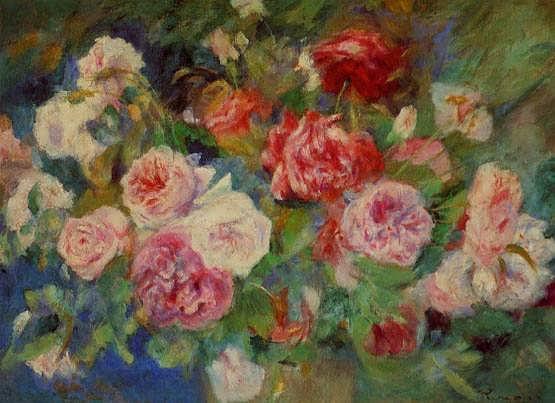 Renior-RosesII