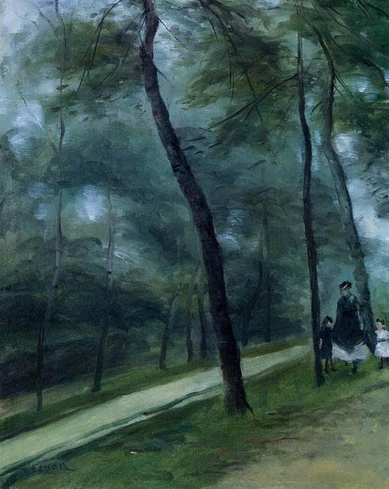 Renoir-AWalkintheWoods