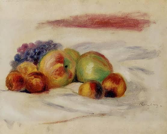 Renoir-ApplesandGrapes