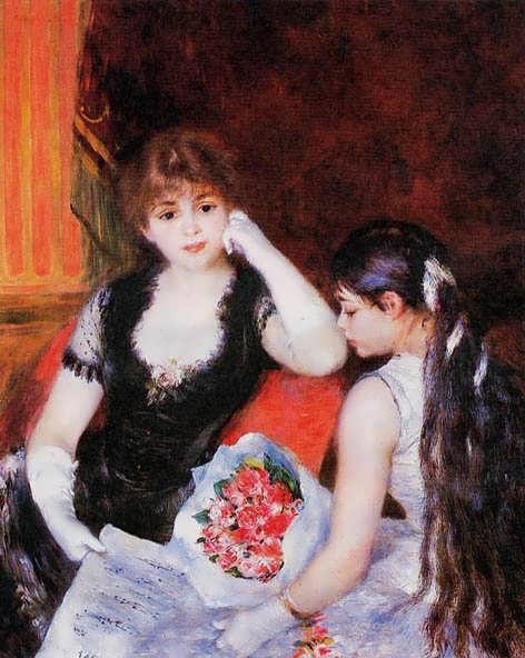 Renoir-AttheConcert
