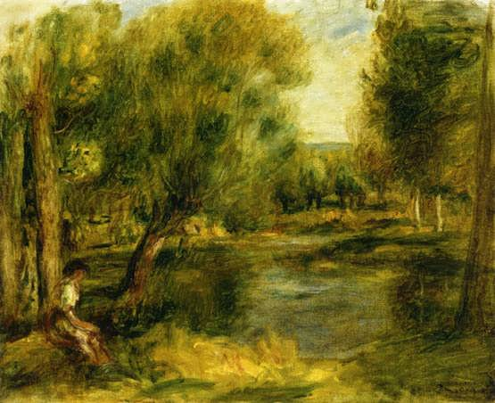 Renoir-BanksoftheRiver