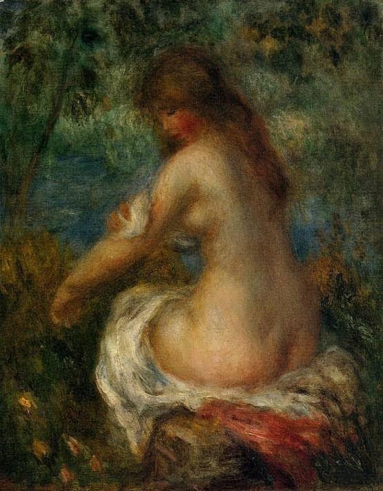 Renoir-Bather