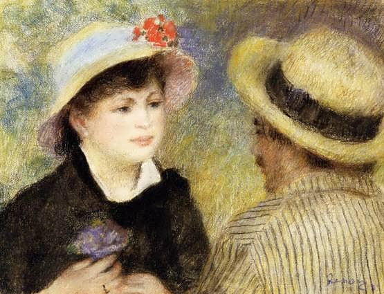 Renoir-BoatingCouple