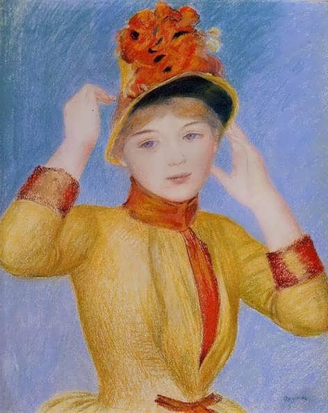 Renoir-BustofaWoman