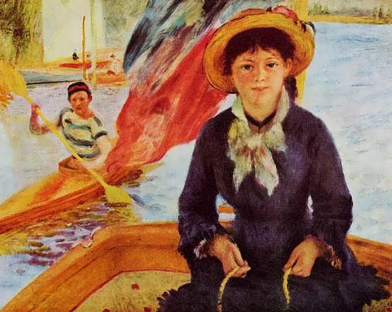 Renoir-Canoeing