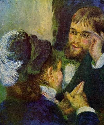 Renoir-Conversation