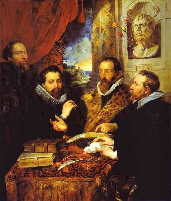 Rubens-Thefourphilosophers