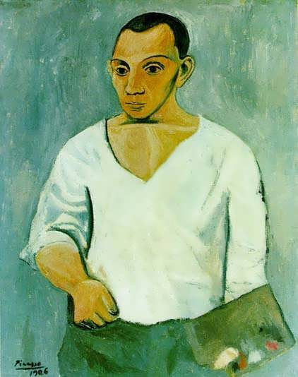 Self-PortraitwithPalette