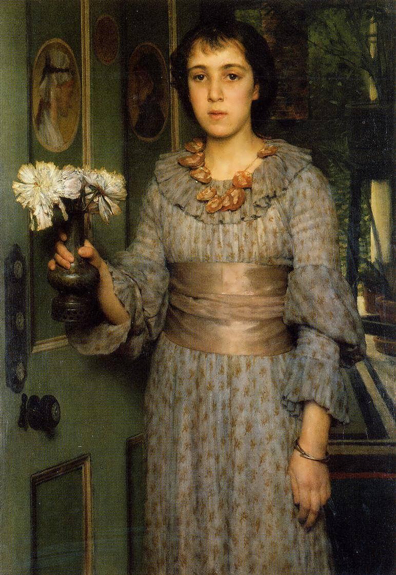 SirLawrenceAlma-Tadema-AnnaAlma-Tadema2