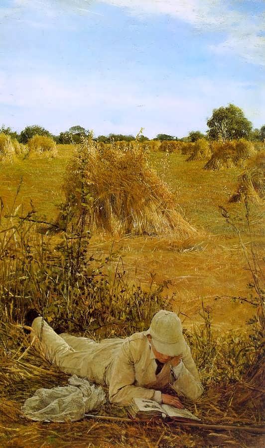 SirLawrenceAlma-Tadema-Ninety-FourDegreesintheShade