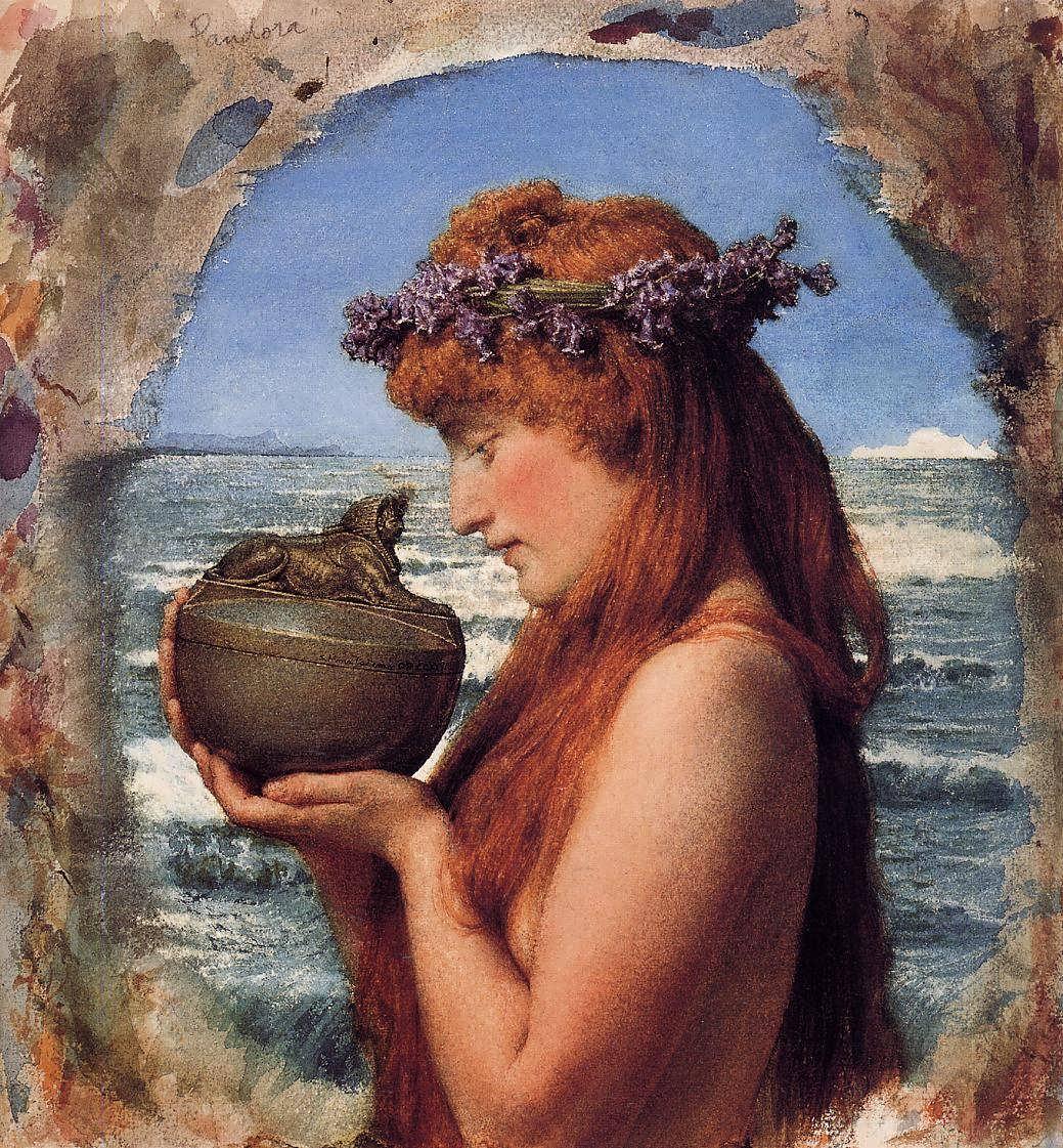 SirLawrenceAlma-Tadema-Pandora1