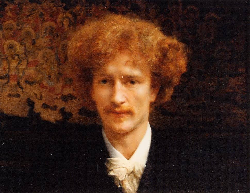 SirLawrenceAlma-Tadema-PortraitofIgnacyJanPaderewski1