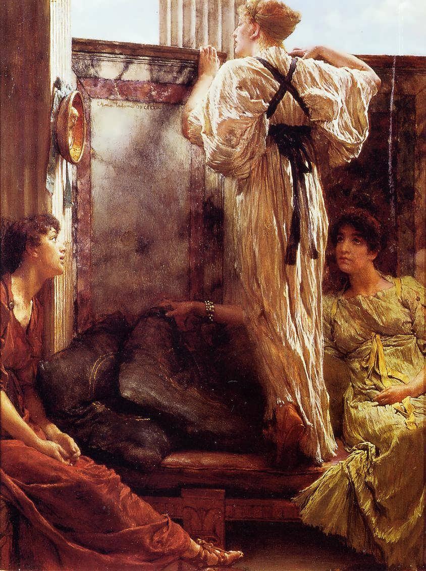 SirLawrenceAlma-Tadema-WhoisIt