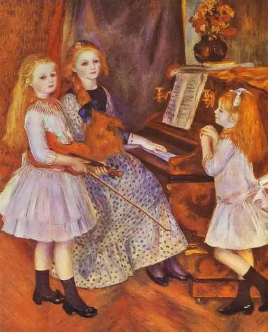 TheDaughtersofCatulleMendesrenoir1