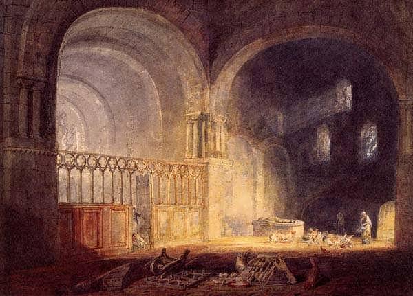 Turner-Transept_of_Ewenny_Priory_Glamorganshire