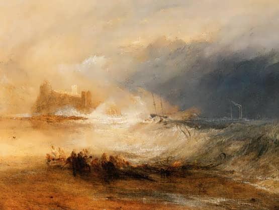 Turner-Wreckers-CoastofNorthumberland