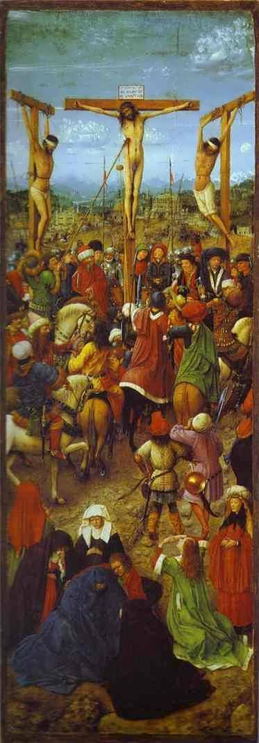 VanEyck-Crucifixion1