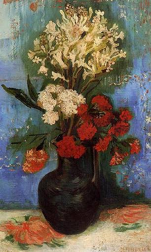 VanGogh-VasewithCarnationsandOtherFlowers