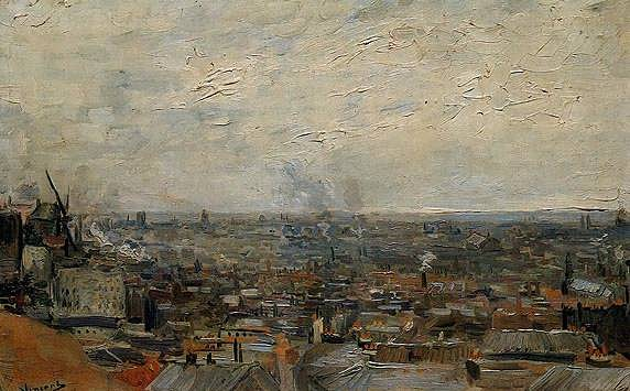 VanGogh-ViewofParisfromMontmartre