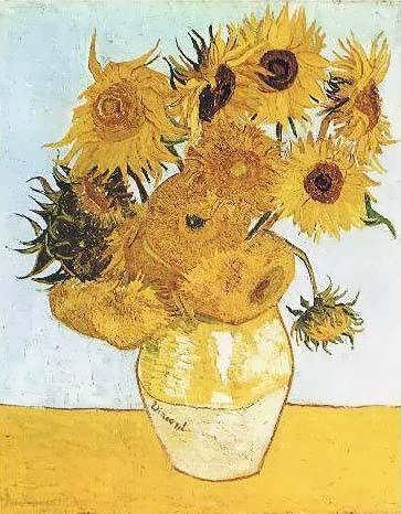 VanGogh-still-life-vase_with_12_sunflowers