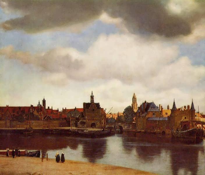 Vermeer-Viewofthedelft
