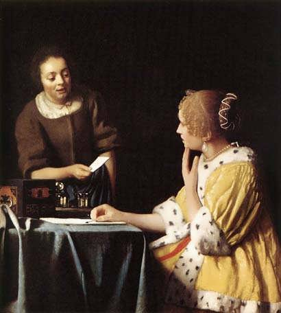 Vermeer_Lady_Maidservant_Holding_Letter