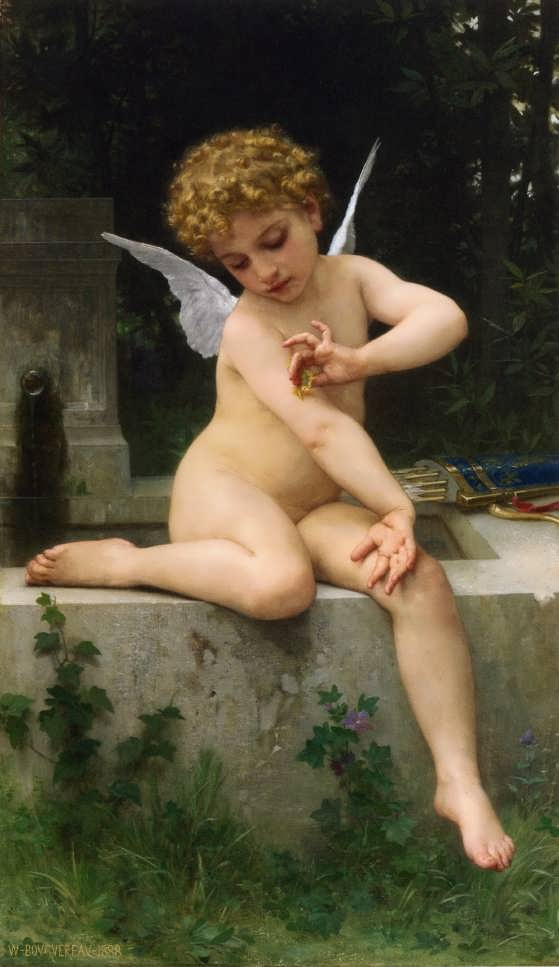WilliamBouguereau-CupidwithButterfly1