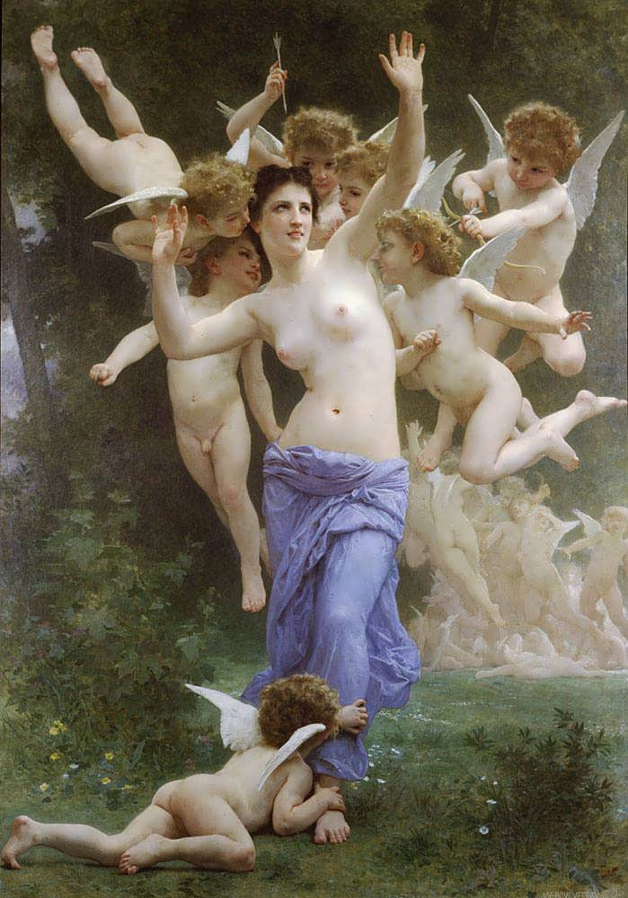 WilliamBouguereau-LeGuepier