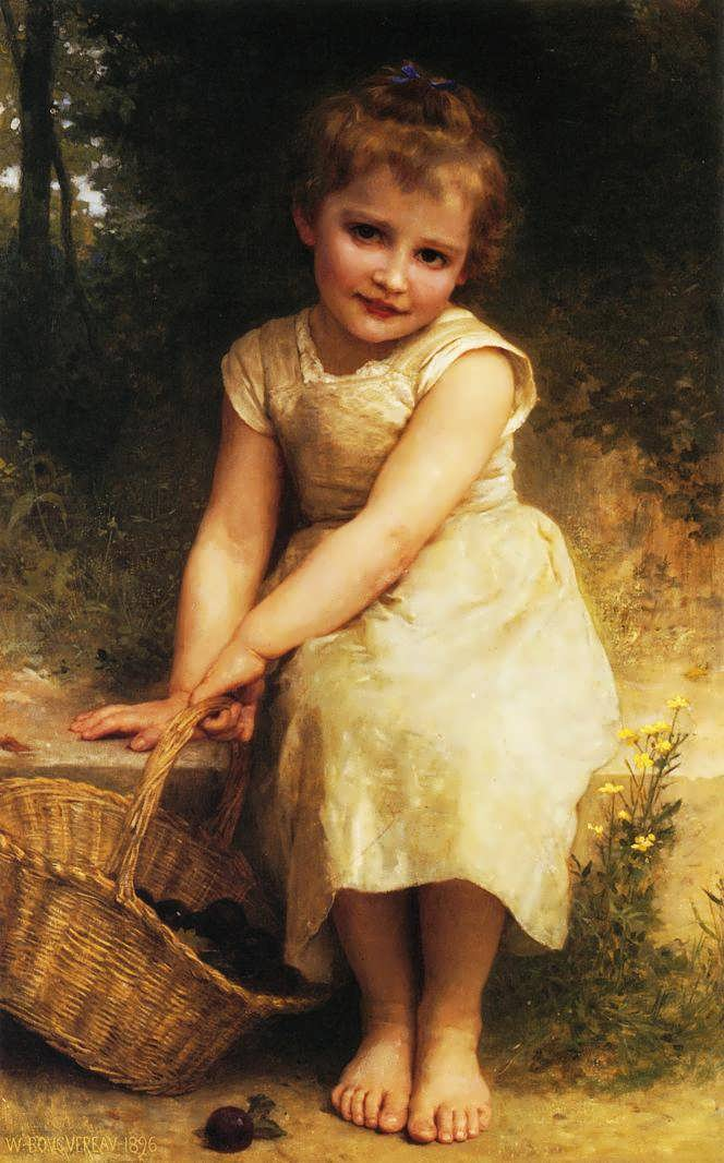 WilliamBouguereau-PlumsakaLesPrunes1