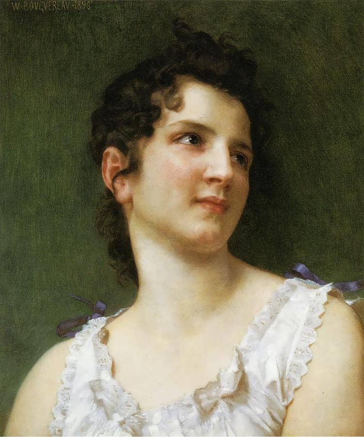 WilliamBouguereau-PortraitofaYoungGirl