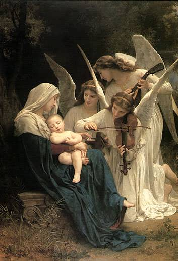 WilliamBouguereau-SongoftheAngels1