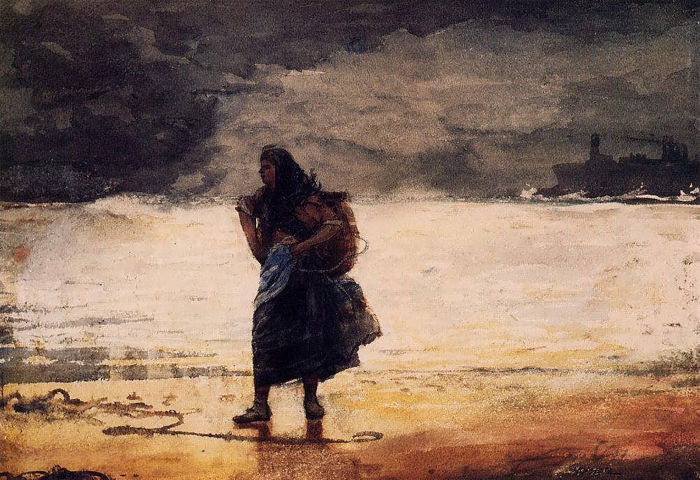 WinslowHomer-Fisherwoman2