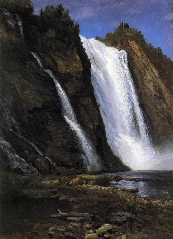 bier-Waterfall