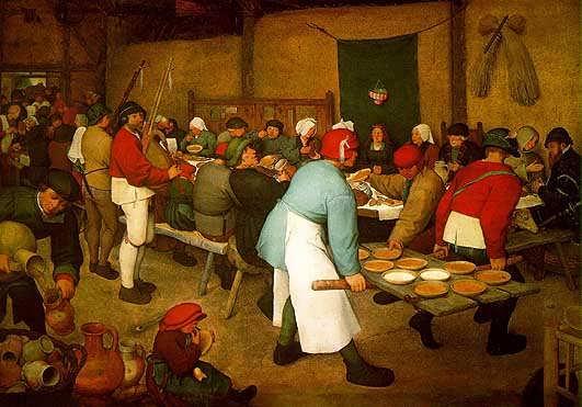 bruegel-peasantwedding