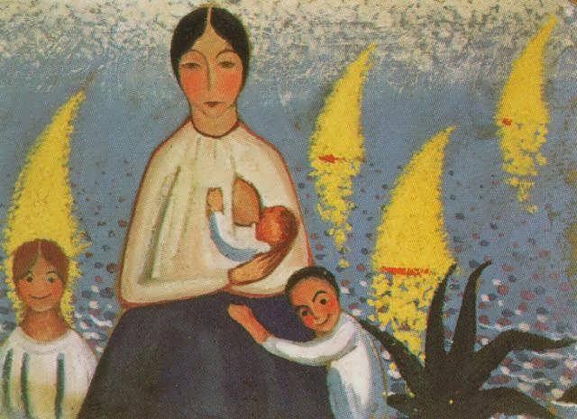 dali-Motherhood