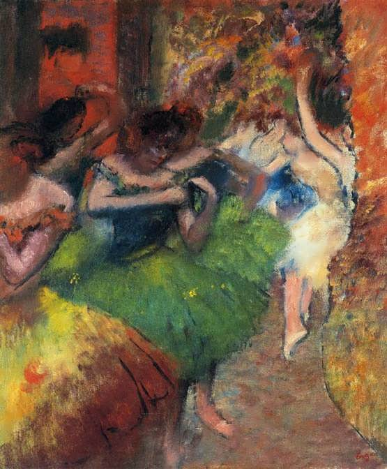 degas-DancersintheWings
