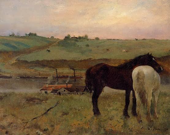degas-HorsesinaMeadow1