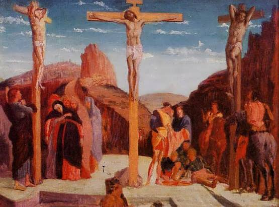 degas-TheCrucifixion