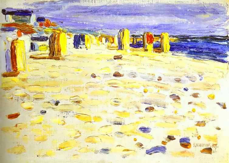 kandinsky-BeachBasketsinHolland1
