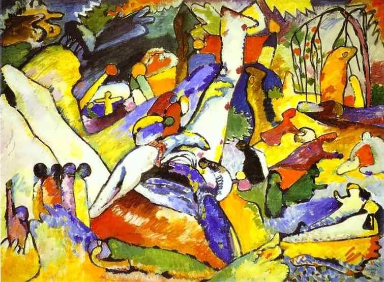 kandinsky-StudyforCompositionII