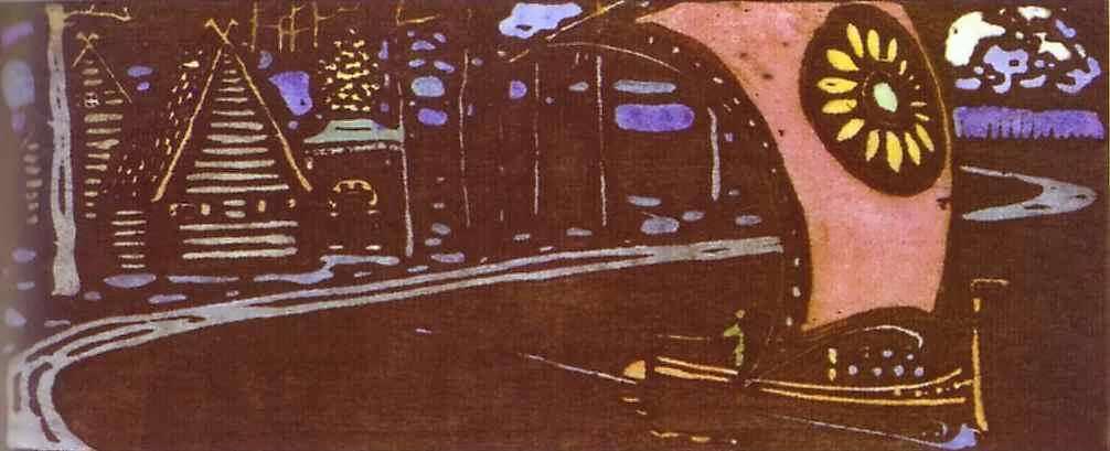 kandinsky-TheGoldenSail
