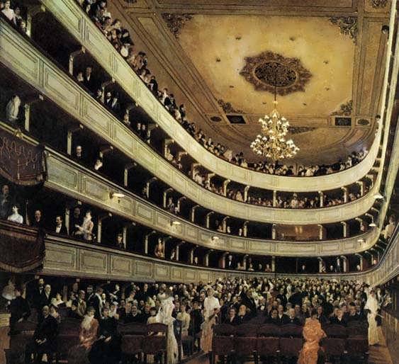 klimt-TheOldBurgtheater