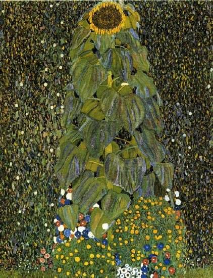 klimt-TheSunflower