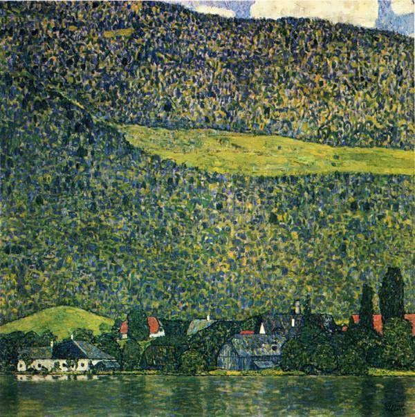 klimt-UnterachamAttersee