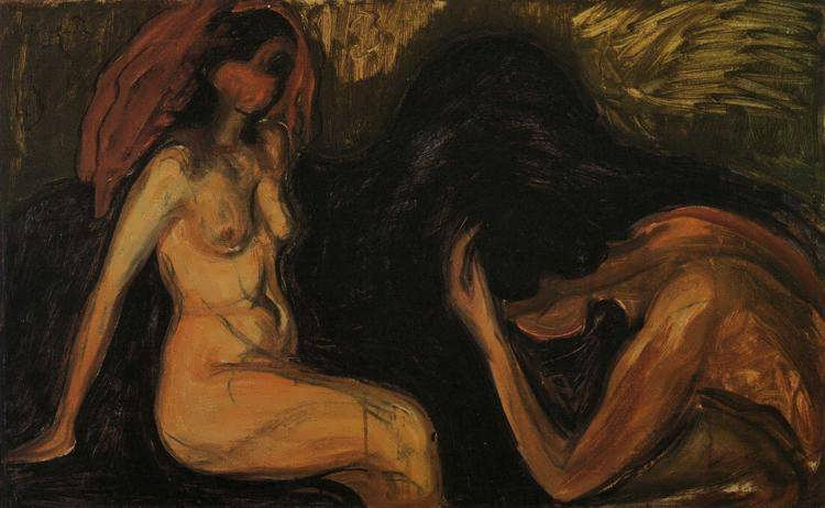 munch-ManandWoman