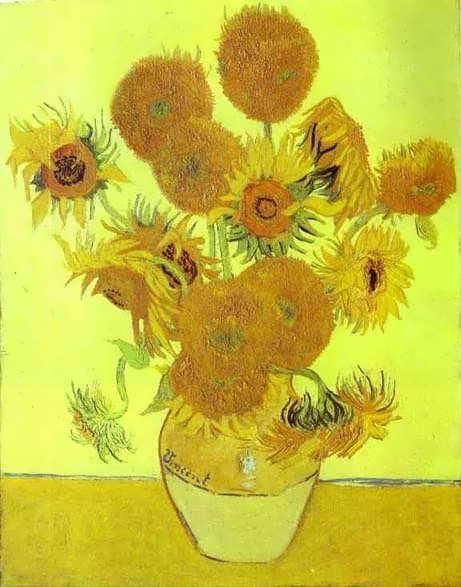 sunflowersonyellow